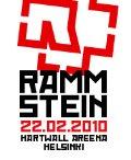 Rammstein Hartwall Areena 22.02.2010