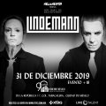 Lindemann New Years Eve 2019