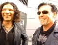 Rammstein Till Lindemann Christoph Schneider Revolver Golden Gods Metal Sanaz 2011