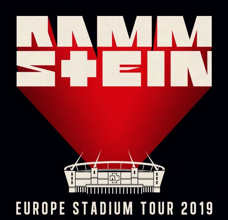 Rammstein, Tampereen Stadion, 9. Elokuuta